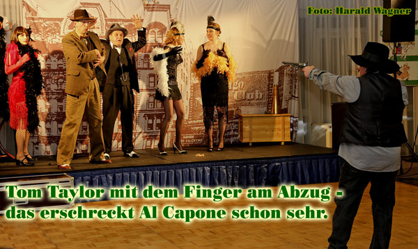 19 Capone Dinner Attentat