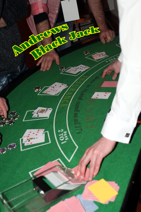 14 Andrews Black Jack